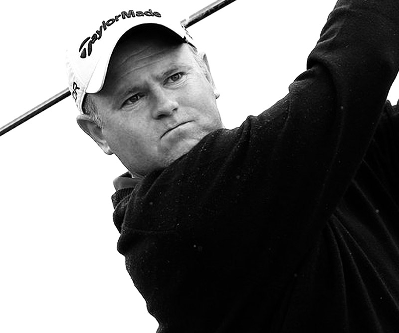 Alastair Forsyth for Mearns Castle Golf Academy