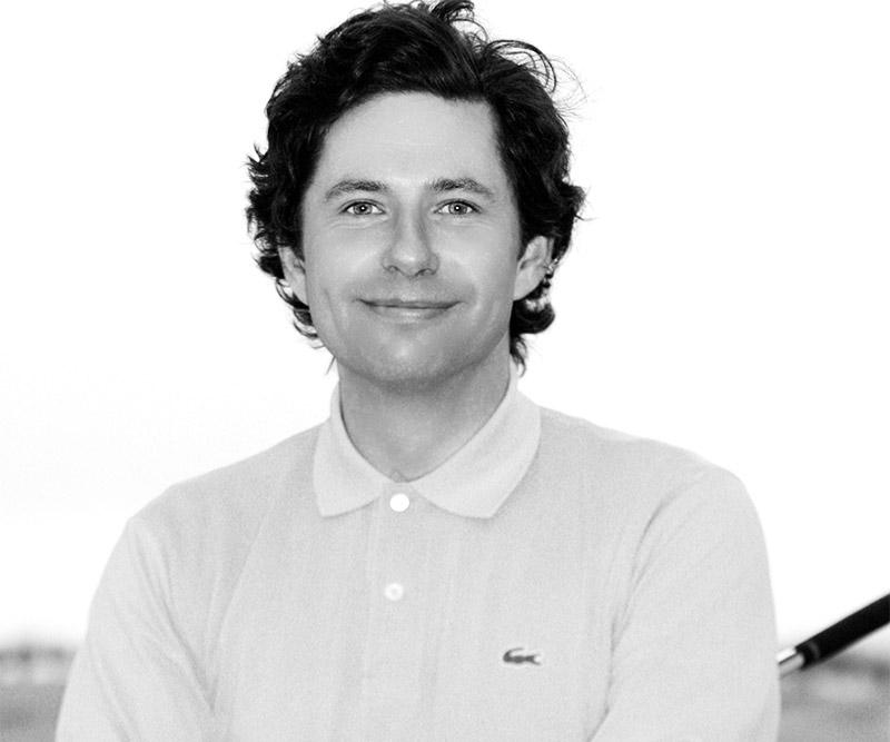 Iain Kennedy for Mearns Castle Golf Academy Glasgow
