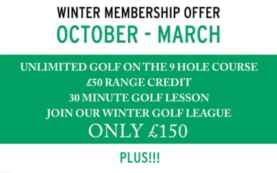 Winter Membership