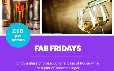 FAB Fridays – Every Friday